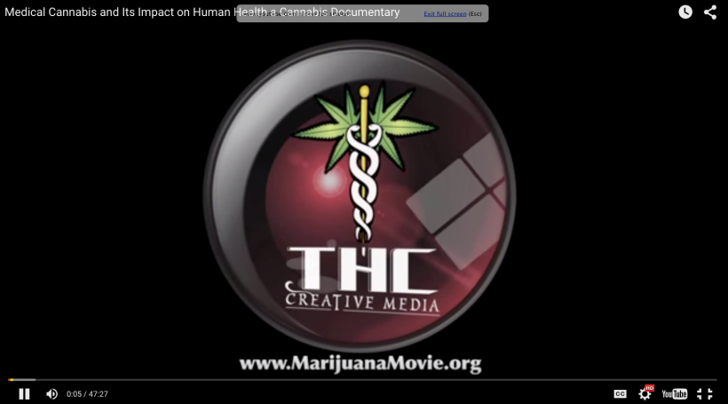 Cannabis movie