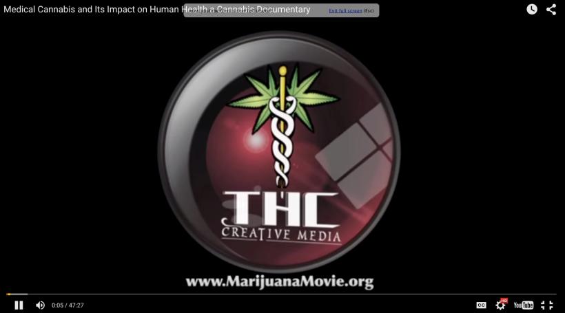 Cannabis movie